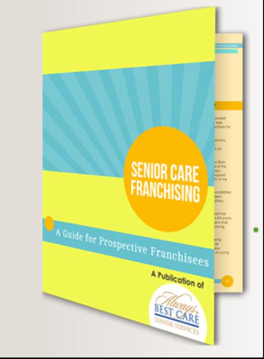 Non-medical Home Care Franchise | Senior Home Care Franchise - Part 2